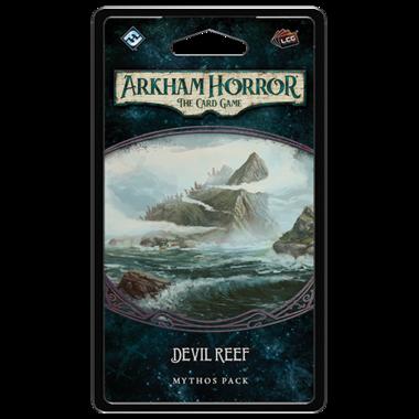 Arkham Horror: The Card Game – Devil Reef