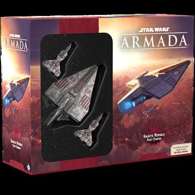 Star Wars: Armada – Galactic Republic Fleet Starter