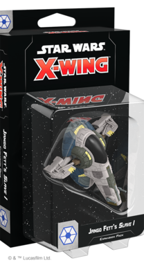 Star Wars X-Wing 2.0 - Jango Fett's Slave I