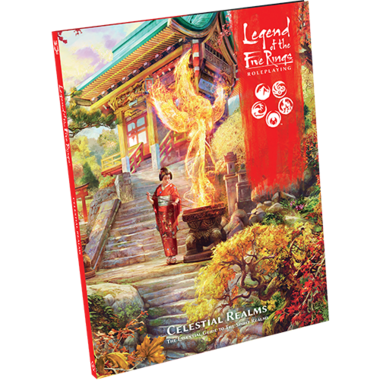 Legend of the Five Rings RPG: Celestial Realms