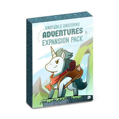 Unstable Unicorns: Adventures Expansion Pack