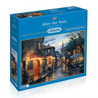 After the Rain - Puzzel (1000)
