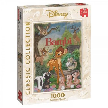 Disney Classic Collection: Bambi - Puzzel (1000)