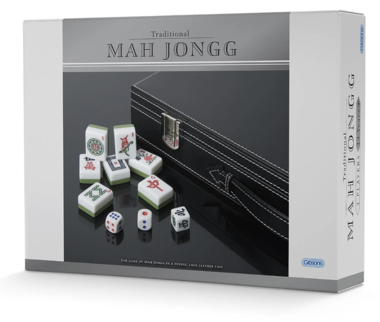 Traditional Mah Jongg