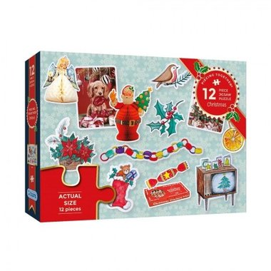 Piecing Together: Christmas - Puzzel (12)