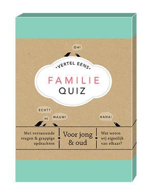 Vertel Eens: Familie Quiz