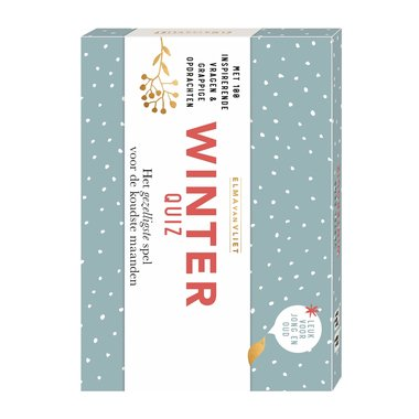 Vertel Eens: Winter Quiz
