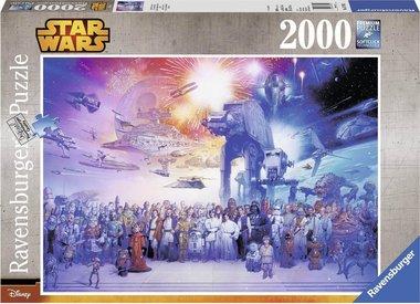 Star Wars Universum - Puzzel (2000)