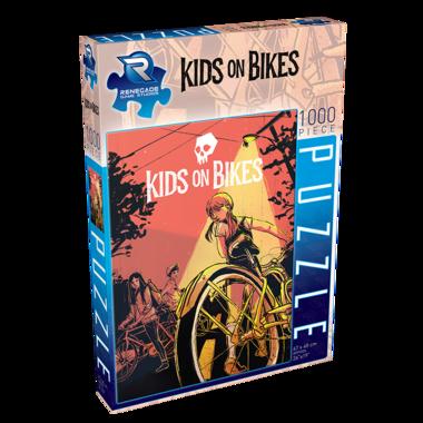 Kids on Bikes - Renegade Puzzle (1000)