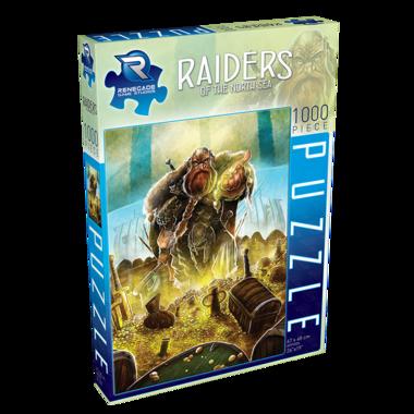 Raiders of the North Sea - Renegade Puzzle (1000)