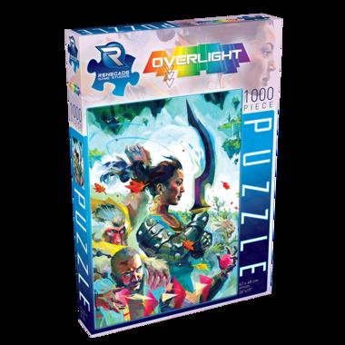 Overlight - Renegade Puzzle (1000)