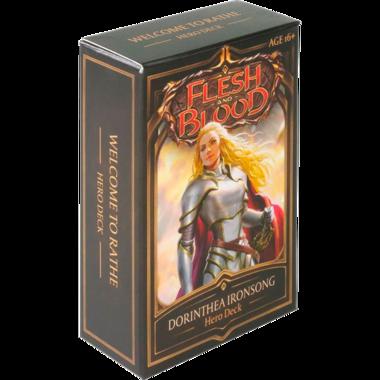 Flesh and Blood: Hero Deck (Dorinthea Ironsong)