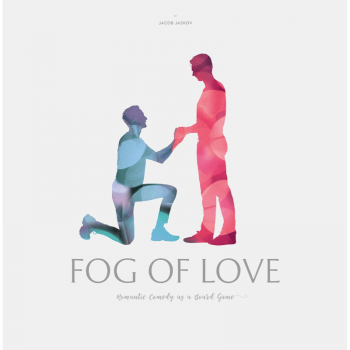 Fog of Love [MALE COVER]