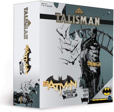 Talisman: Batman [Super-Villains Edition]