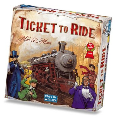 Ticket to Ride [ENG]