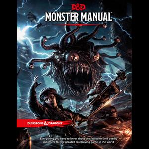 [LICHT BESCHADIGD]Dungeons & Dragons: Monster Manual