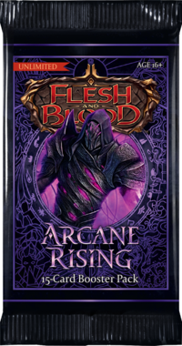 Flesh and Blood: Arcane Rising (Booster)