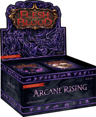 Flesh and Blood: Arcane Rising (Boosterbox)