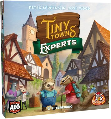 Tiny Towns: Experts [NL]