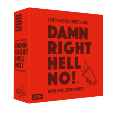 Damn Right Hell No! [ENG]
