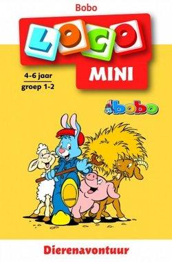 Mini Loco - Bobo: Dierenavontuur (4-6 jaar)