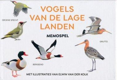 Vogels van de Lage Landen Memory