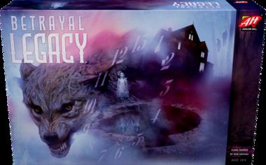 [GEMIDDELD BESCHADIGD] Betrayal Legacy