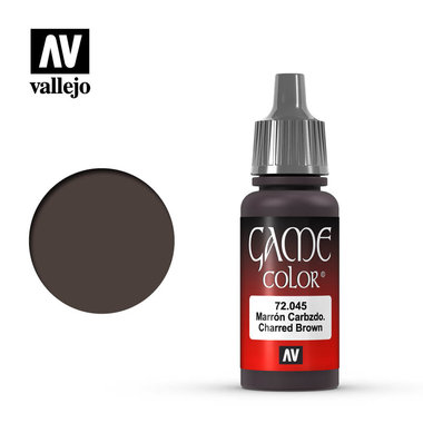 Game Color: Charred Brown (Vallejo)
