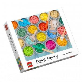 Paint Party - LEGO Puzzle (1000)