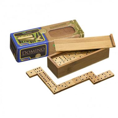 Domino Dubbel 6 (Bamboe)