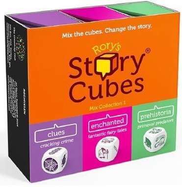 Rory's Story Cubes: Mix Collection