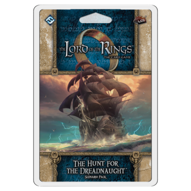 Lord of the Rings: The Card Game - The Hunt for the Dreadnaught (Scenario Pack)