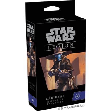 Star Wars Legion: Cad Bane Operative Expansion