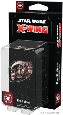 Star Wars X-Wing 2.0 - Eta-2 Actis