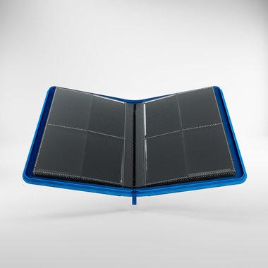 Zip-Up Album: 8 Pocket (Gamegenic) - Blue