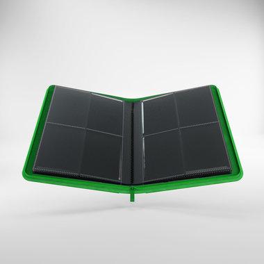 Zip-Up Album: 8 Pocket (Gamegenic) - Green