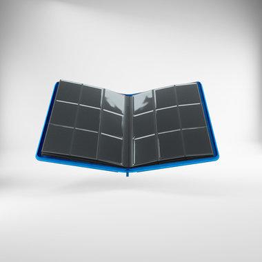 Zip-Up Album: 18 Pocket (Gamegenic) - Blue