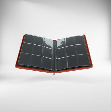 Zip-Up Album: 18 Pocket (Gamegenic) - Red