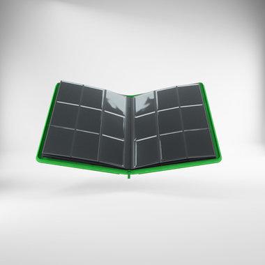 Zip-Up Album: 18 Pocket (Gamegenic) - Green
