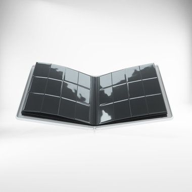Zip-Up Album: 24 Pocket (Gamegenic) - White