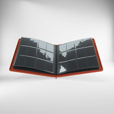 Zip-Up Album: 24 Pocket (Gamegenic) - Red