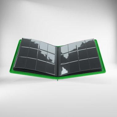 Zip-Up Album: 24 Pocket (Gamegenic) - Green