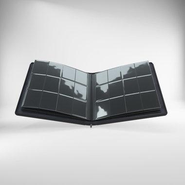 Zip-Up Album: 24 Pocket (Gamegenic) - Black