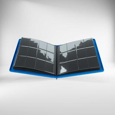 Zip-Up Album: 24 Pocket (Gamegenic) - Blue