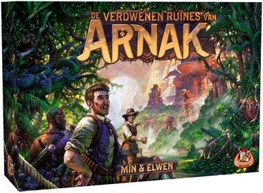 De Verdwenen Ruïnes van Arnak [NL]