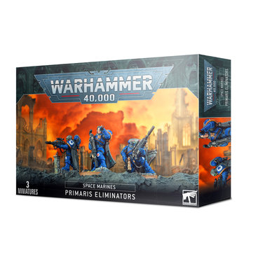 Warhammer 40,000 - Space Marines: Primaris Eliminators