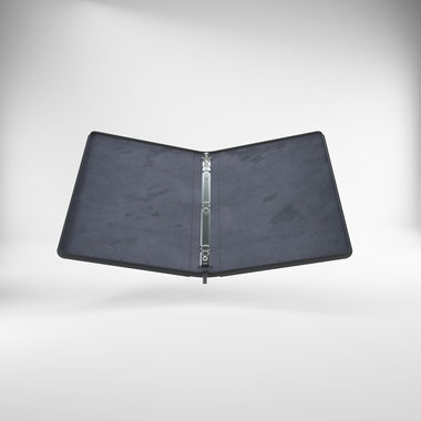 Zip-Up Ring-Binder Slim (Gamegenic) - Black