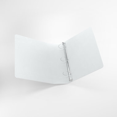 Prime Ring-Binder (Gamegenic) - White