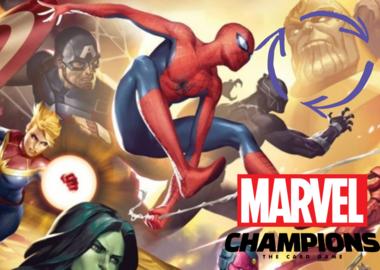 [ABONNEMENT] Marvel Champions – Scenario Packs