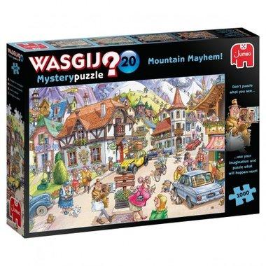 Wasgij Mystery Puzzel (#20): Vakantie in de Bergen! (1000)
